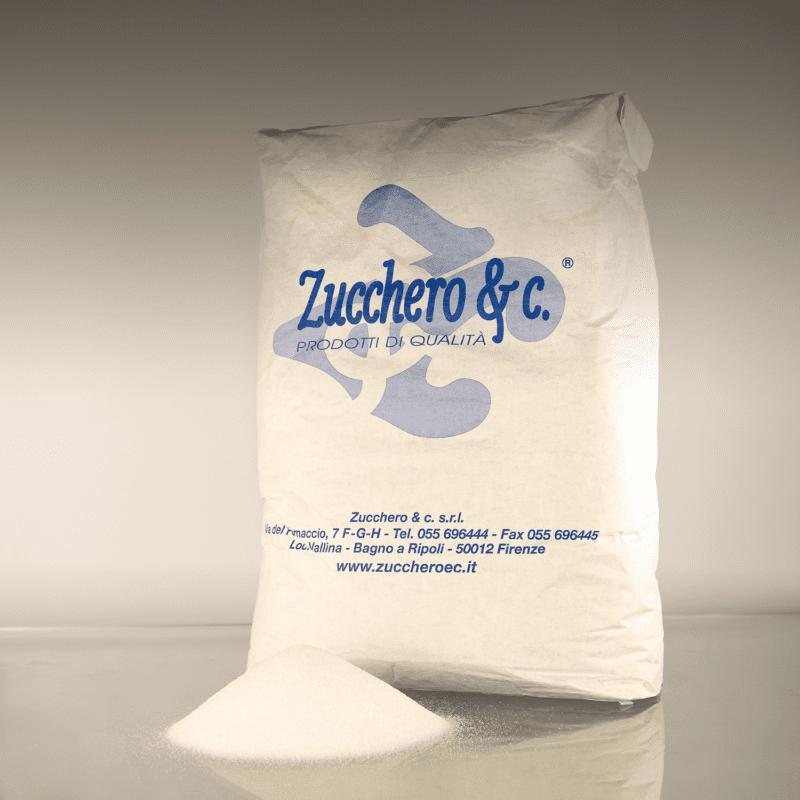 Zucchero di canna bianco alta qualità ns cod BIOZUC