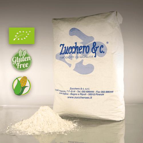 Zucchero a Velo Biologico con Amido di Mais al 3 BIOVELO3M