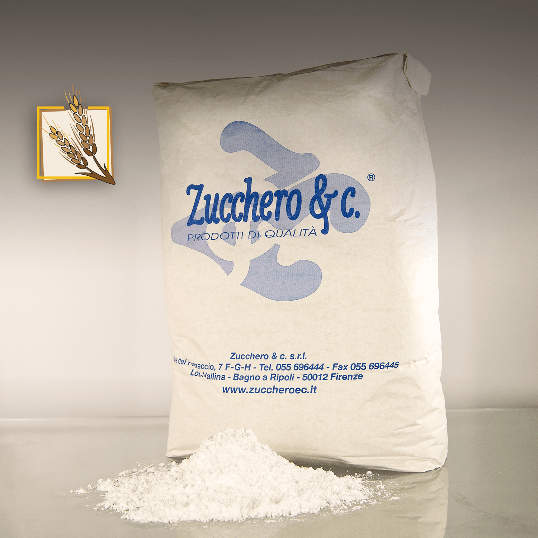 Zucchero a velo con amido di Frumento al 1 ns cod ISA120
