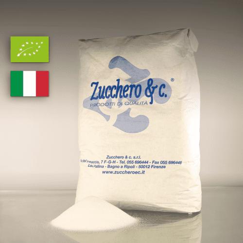 Zucchero biologico 100 Italiano