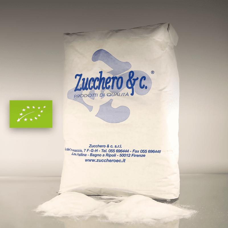 Zucchero di canna bianco ns cod BIOZUCI