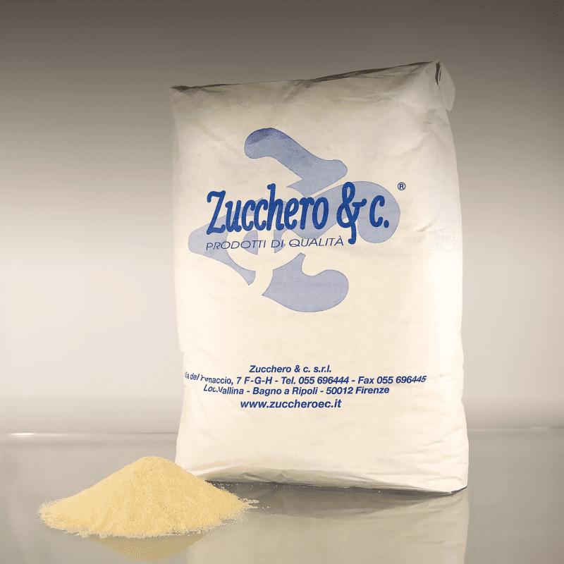 Zucchero di canna grezzo ns cod CANSAC25