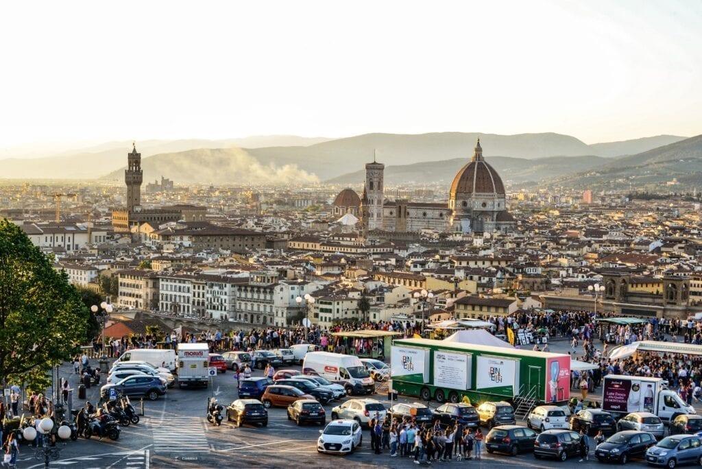 gelato festival Firenza prima tappa